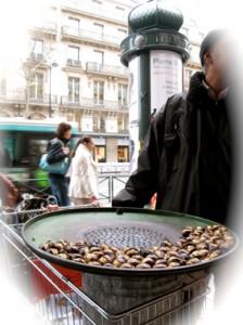 Roasted Chestnuts Paris
