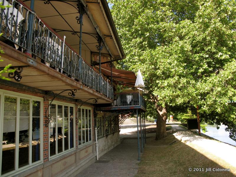 Maison Fournaise Chatou Impressionists