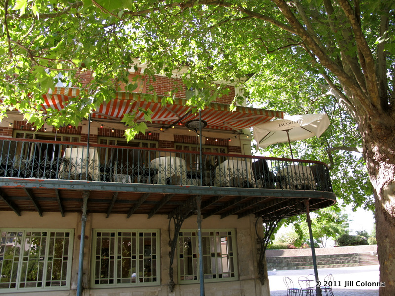 Maison Fournaise Renoir Balcony