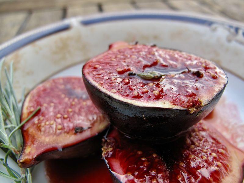 roasted figs marsala