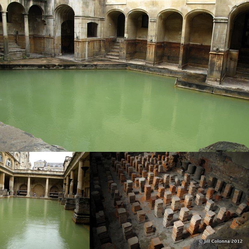 Thermal Springs Bath England