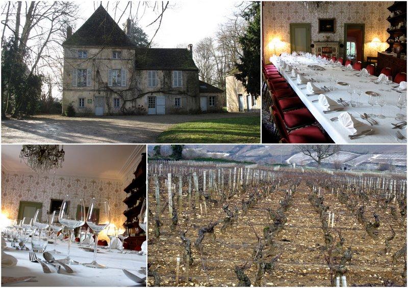 Best gites in Mersault Burgundy