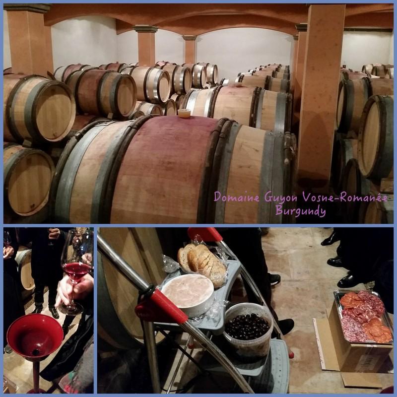 Domaine Guyot Vosne-Romanée Burgundy wines best in France