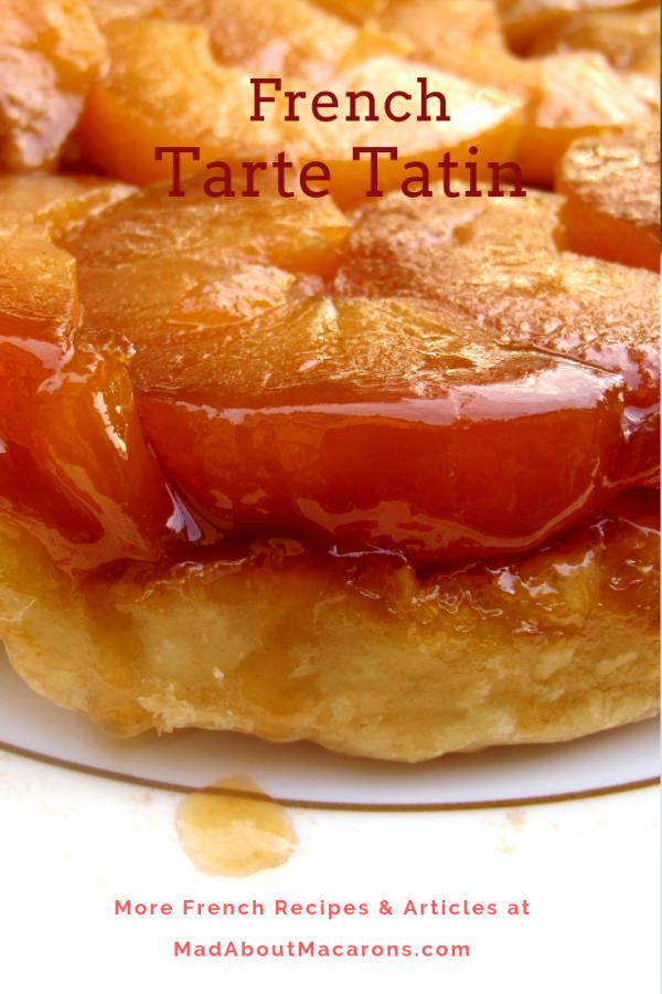French Tarte Tatin Recipe