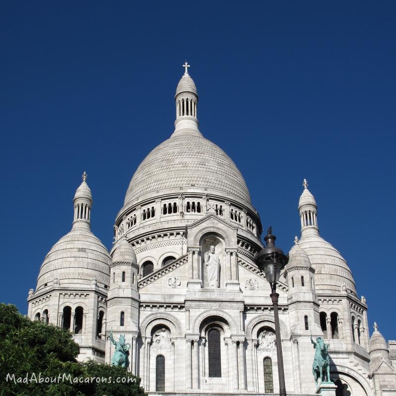 Sacré Coeur Paris Montmartre