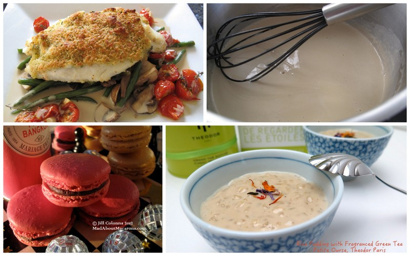 Cooking with tea recipes