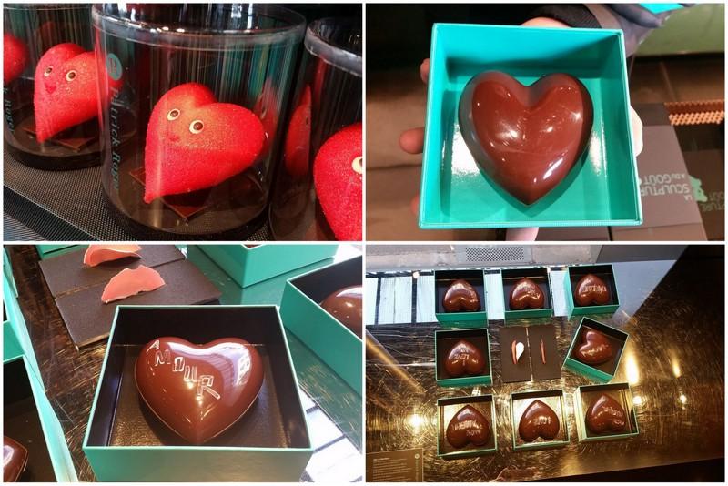 Patrick Roger chocolate Paris
