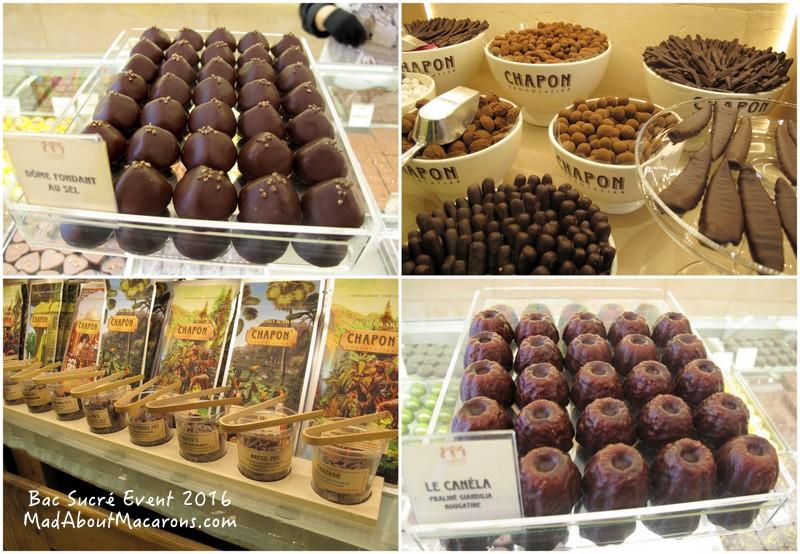 Chapon Chocolate Rue du Bac Paris