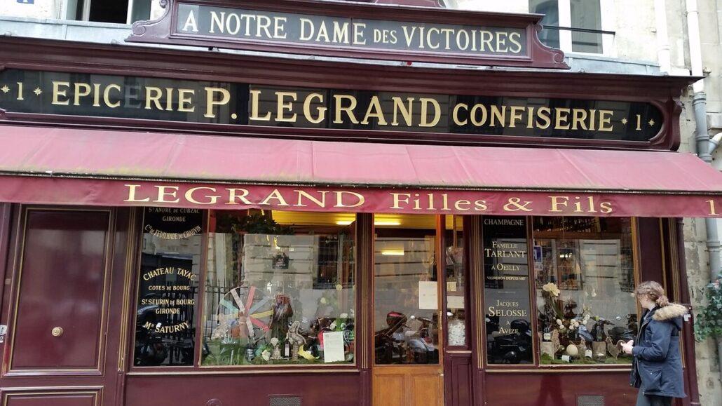 epicerie LeGrand Paris