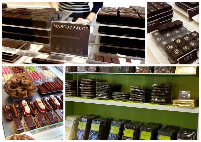 Saint-Germain-en-Laye Chocolate Pastry Tour Pascal-le-gac