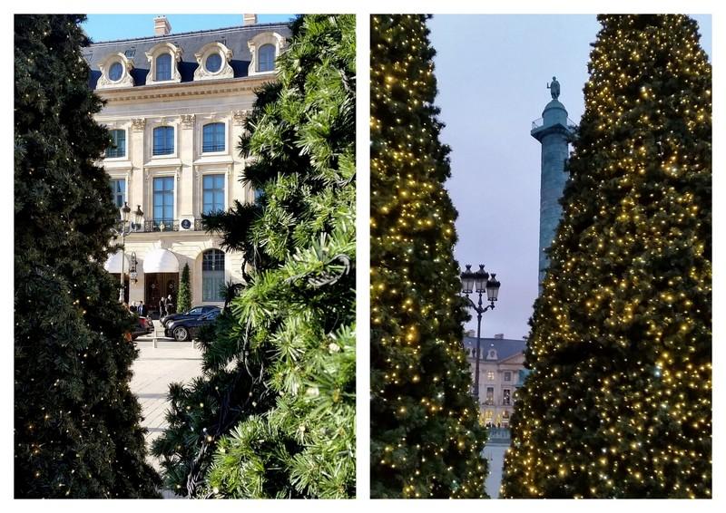 Teatime Ritz Paris Christmas