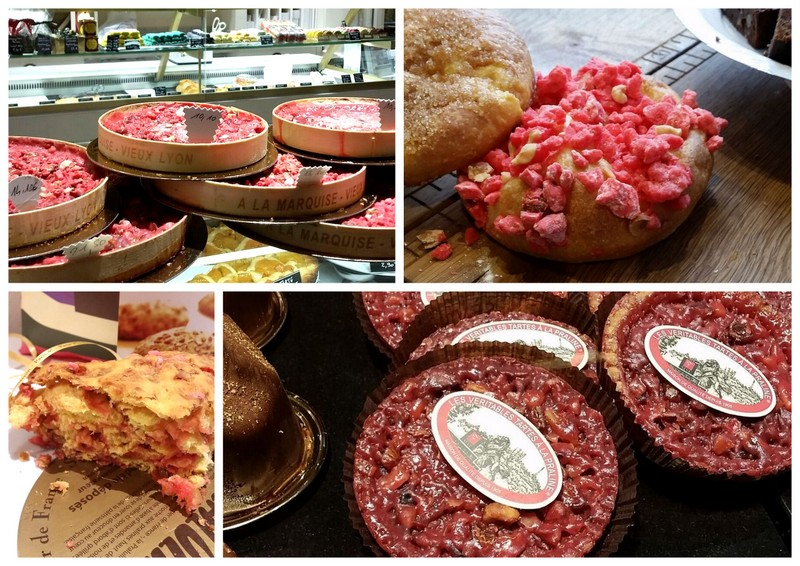 best value gourmet Lyon - pink pralines