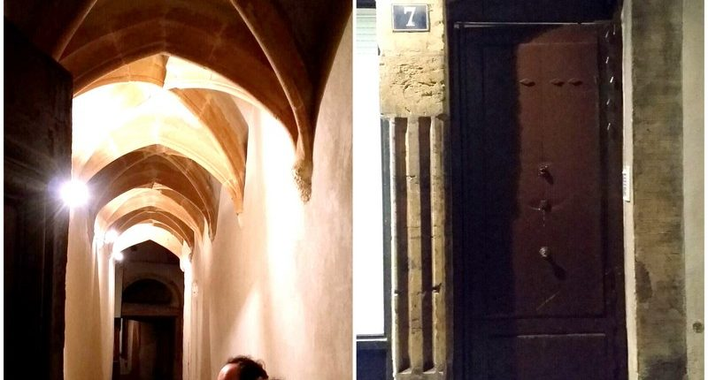 Traboules passageways in Lyon