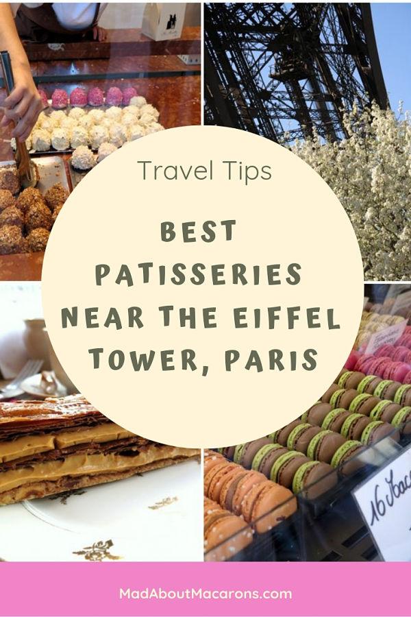 best patisseries near Eiffel Tower
