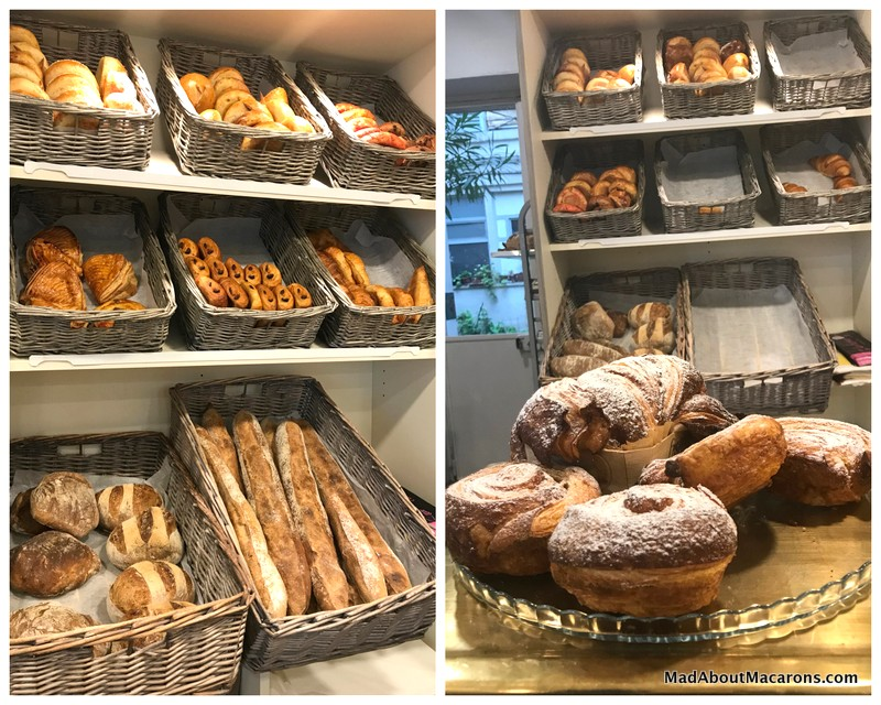sweet kisses patisserie Paris bakery