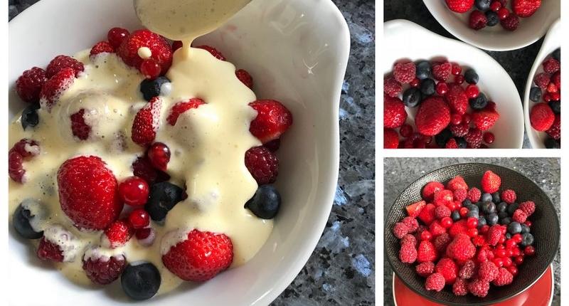 berry gratin recipe method
