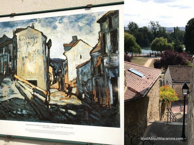 Renoir Walk Chatou Carrieres