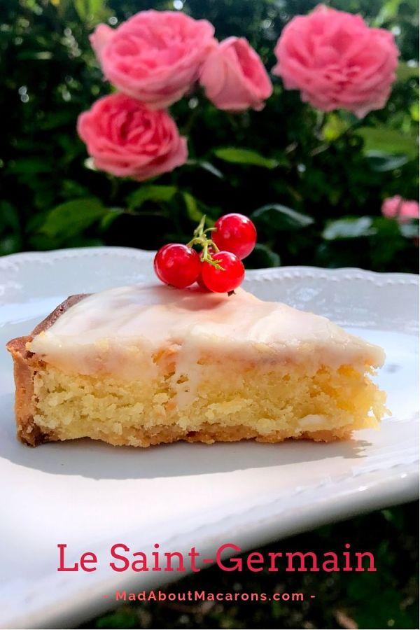 Saint Germain Cake
