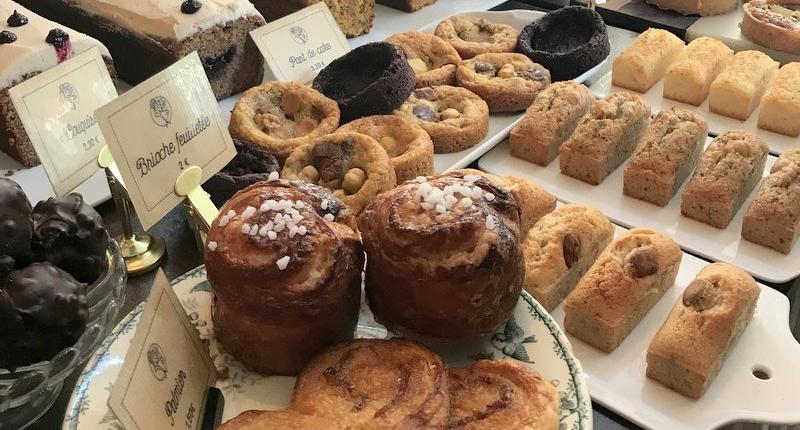 Montmartre chocolate pastry walk teacakes