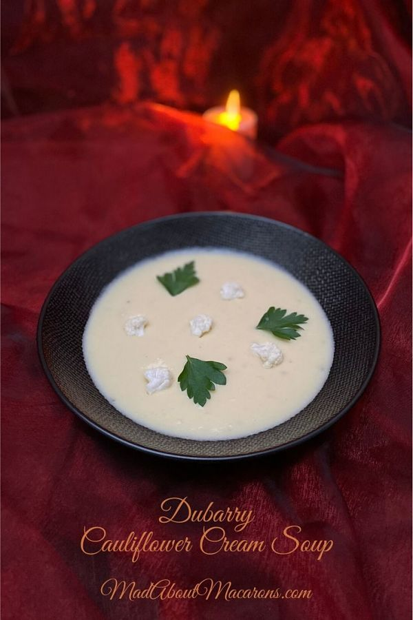 Dubarry Cauliflower Cream Soup