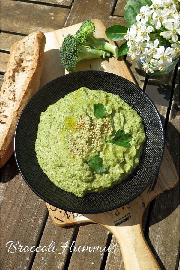 Broccoli Humous