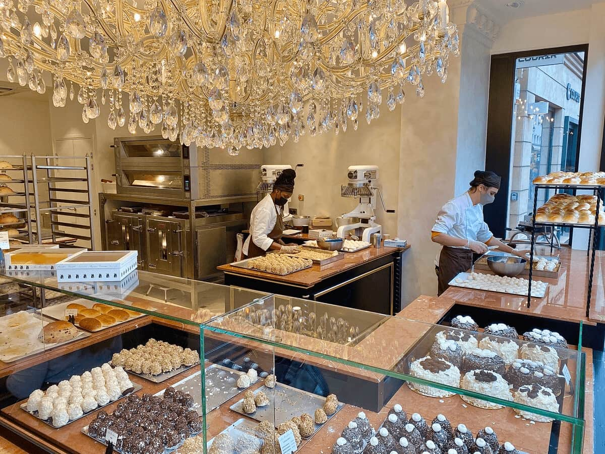 Fred bakery Paris
